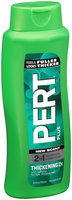 Pert Plus® Thickening 2x 2 in 1 Shampoo & Conditioner, 25.4 fl. oz. Bottle