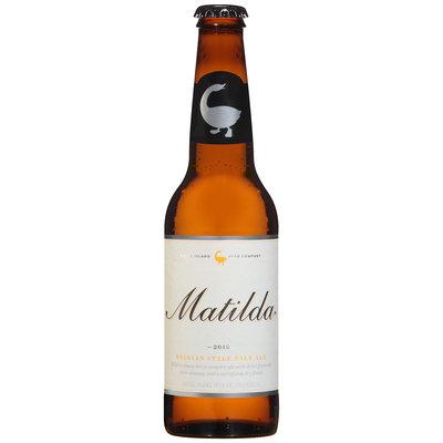 Goose Island Matilda Belgian Style Ale 12 fl. oz. Glass Bottle