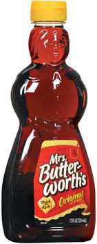 Mrs. Butterworth's Original Syrup 12 Fl Oz Squeeze Bottle