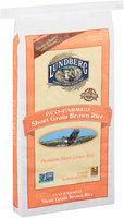 Lundberg® Eco-Farmed Short Grain Brown Rice Rice 25 lb. Bag