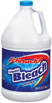 Schnucks Original Liquid Bleach 1 Gal Jug