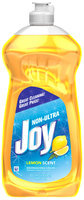 Joy Non Ultra Lemon Scent Dishwashing Liquid 29 fl. oz. Bottle