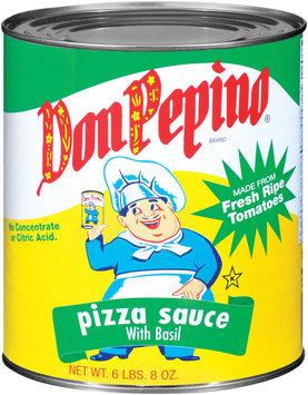 Don Pepino W/Basil Pizza Sauce