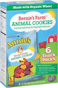 Annie's Homegrown® Bernie's Farm™ Animal Cookies