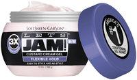 Let's Jam! Flexible Hold Custard Cream Gel 1 Ct Jar