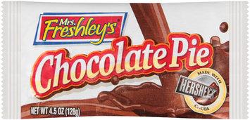 Mrs. Freshley's® Chocolate Pie 4.5 oz. Wrapper