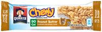 Quaker® Chewy 90 Calorie, Peanut Butter
