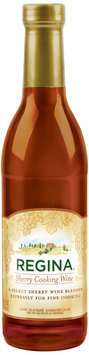 Regina Sherry Cooking Wine 12 Fl Oz Glass Bottle