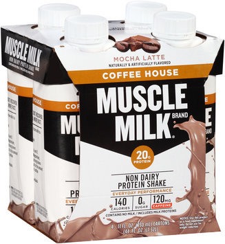 Muscle Milk® Coffee House Cafe Latte Non Dairy Protein Shake
