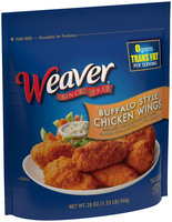 Weaver® Buffalo Style Chicken Wings 20 oz. Bag