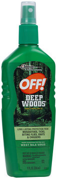 Off!® Deep Woods® Insect Repellent 9 fl. oz. Spray Bottle