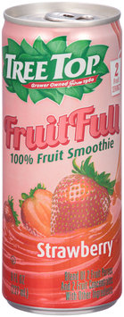 Tree Top® Fruit Full Strawberry 100% Fruit Smoothie 8 fl. oz. Can