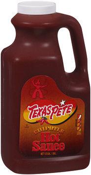 Texas Pete® Medium Chipotle Hot Sauce .5 gal. Jug