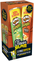 Pringles® Flavor Slam Sour Cream & Onion/Buffalo Ranch Potato Crisps 13.12 oz. Box