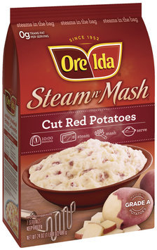 Ore-Ida Cut Red Potatoes Steam N' Mash 24 Oz Bag