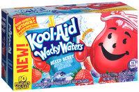 Kool-Aid Wacky Waters Mixed Berry Flavored Water Beverage