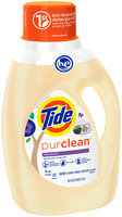 Tide purclean liquid laundry detergent for Regular and HE Washers, Honey Lavender Scent, 50 fl. oz., 32 loads