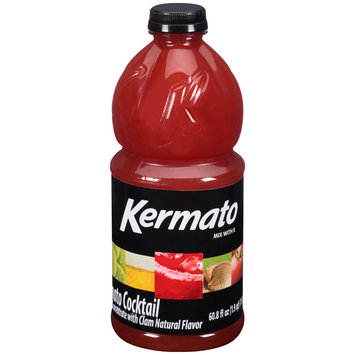 Kermato Tomato Cocktail 60.8 fl. oz. Plastic Bottle