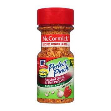 McCormick® Perfect Pinch® Roasted Garlic & Bell Pepper Seasoning