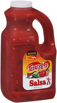 Texas Pete® Medium Salsa 1 gal. Jug