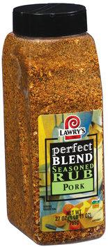 Spice & Seasoning Seasoned Pork Rub Perfect Blend 27 Oz Shaker