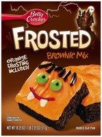 Betty Crocker® Halloween Frosted Brownie Mix 18.25 oz. Box