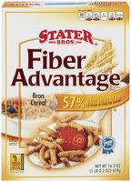 Stater Bros. Fiber Advantage Bran Cereal 16.2 Oz Box