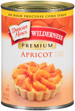 Duncan Hines® Wilderness® Apricot Pie Filling & Topping 21 oz. Can