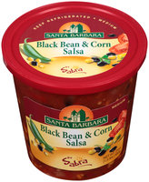 Santa Barbara® Black Bean & Corn Medium Salsa by Sabra® 24 oz. Tub