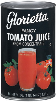 Glorietta Fancy from Concentrate Tomato Juice 46 Fl Oz Can