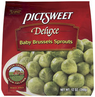 DELUXE Baby Brussels Sprouts