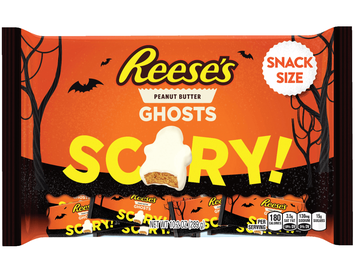 Reese's White Chocolate Ghosts Snack Size Bag