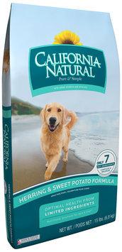 California Natural® Herring & Sweet Potato Formula Adult Dog Food