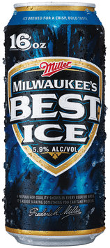 Milwaukee's Best Ice 16 Oz Secondary Pack 4 Pk Cans