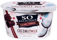 So Delicious® Dairy Free Coconut Milk Chocolate Yogurt Alternative 5.3 oz. Tub