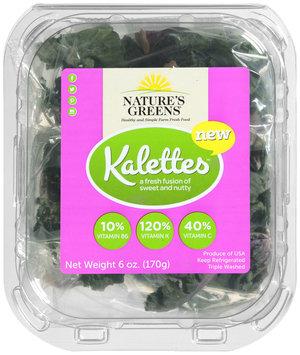 Nature's Greens® Kalettes™ 6 oz. Pack