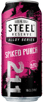 Steel Reserve® Alloy Series Spiked Punch 16 fl. oz. Can
