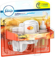 Noticeables Febreze Noticeables Hawaiian Aloha Starter Kit Air Freshener (1 Count, 0.87 oz)