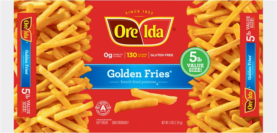Ore-Ida® Golden Fries® French Fried Potatoes 5 lb. Bag