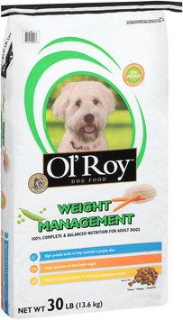ol' roy™ weight management dog food