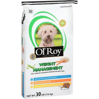 Ol' Roy™ Weight Management Dog Food 30 lb. Bag