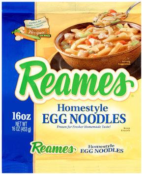 Reames® Homestyle Egg Noodles 16 oz. Bag