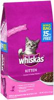 Whiskas® Kitten Chicken & Turkey Flavors Dry Cat Food 3.45 lbs.