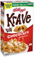 Kellogg's® Krave® Chocolate Cereal 19.9 oz. Box
