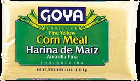 Goya® Fine Yellow Corn Meal