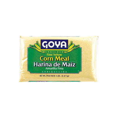 Goya® Fine Yellow Corn Meal
