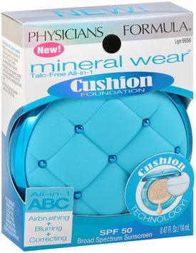 Physicians Formula® Mineral Wear® Talc-Free All-in-1 Cushion Foundation Light 6656 0.47 fl. oz. Box