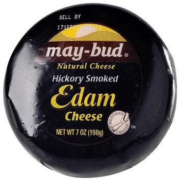 May-Bud Edam Hickory Smoked Natural Cheese