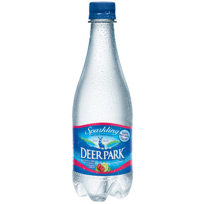 Deer Park Sparkling Natural Spring Water Berry Lime Essence
