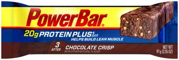 PowerBar Protein Plus Bar Chocolate Crisp